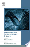Analytical Methods for Energy Diversity and Security