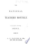The National Teachers  Monthly Book