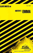 Cliffsnotes On Austen S Emma Book