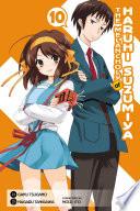 The Melancholy of Haruhi Suzumiya, Vol. 10 (Manga)