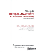 Woelfels Dental Anatomy: Its Relevance to Dentistry