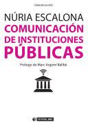 Comunicaci  n de instituciones p  blicas