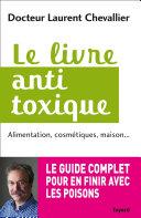 Pdf Le livre anti toxique Telecharger