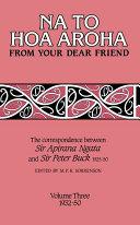 Na to Hoa Aroha, from Your Dear Friend, Volume 3 Pdf/ePub eBook