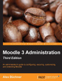 Moodle 3 Administration