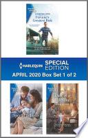Harlequin Special Edition April 2020 Box Set 1 Of 2