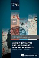 Créer et développer une PME dans une économie mondialisée