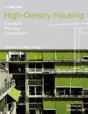 High-Density Housing