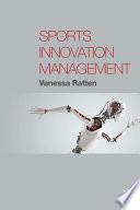 Sports Innovation Management Book