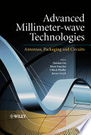 Advanced Millimeter-wave Technologies
