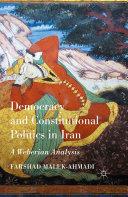 Democracy and Constitutional Politics in Iran [Pdf/ePub] eBook