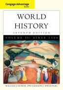 Cengage Advantage Books  World History  Volume II Book PDF