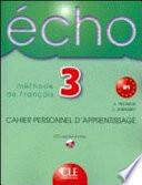 Echo B2 Cwiczenia z plyta CD