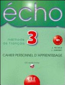 Cover of Echo B2 Cwiczenia z plyta CD