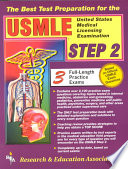 USMLE Step 2  : The Best Test Preparation for the United States Medical Licensing Exam