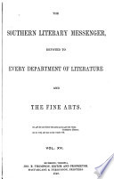 The Southern Literary Messenger [Pdf/ePub] eBook