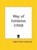 Way of Initiation 1910