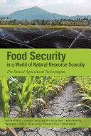Food security in a world of natural resource scarcity