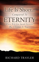 Pdf Life Is Short...Compared to Eternity