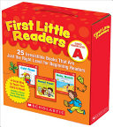 First Little Readers Parent Pack  Guided Reading Level A Book PDF