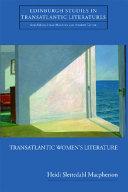 Transatlantic Women s Literature