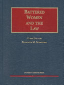 Battered Women and the Law