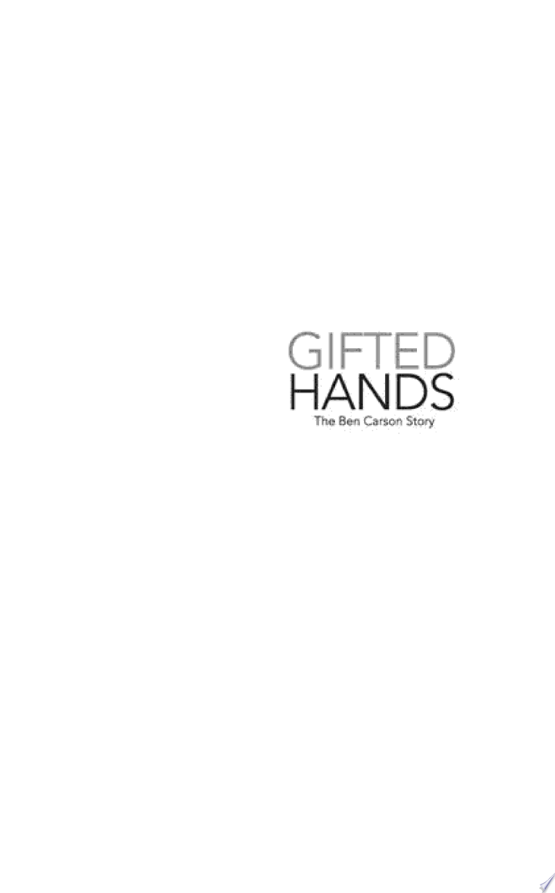 Gifted Hands banner backdrop