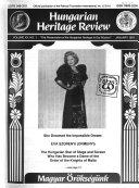 Pdf Hungarian Heritage Review