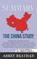 Summary: the China Study