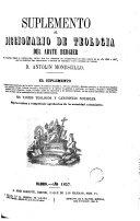 Diccionario de teología, (Suplement)