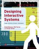 Designing Interactive Systems People Activities Contexts Technologies David Benyon Phil Turner Susan Turner Google Books