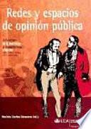 Redes y espacios de opinión pública