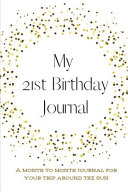 My 21st Birthday Journal