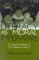 Literacy as a Moral Imperative