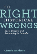 To Right Historical Wrongs