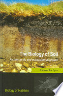 The Biology of Soil Book