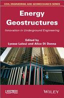 Energy Geostructures [Pdf/ePub] eBook