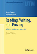 Reading  Writing  and Proving