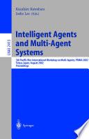 Intelligent Agents and Multi-Agent Systems Pdf/ePub eBook