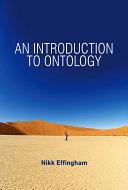 An Introduction to Ontology [Pdf/ePub] eBook