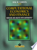 Computational Economics and Finance