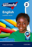 Books - Oxford Successful English First Additional Language Grade 2 Learners Book | ISBN 9780195995800