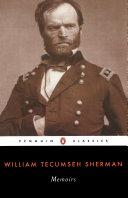 Memoirs of General W T  Sherman Book