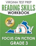 VIRGINIA TEST PREP Reading Skills Workbook Focus on Fiction Grade 3