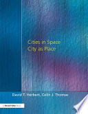 Cities In Space Book