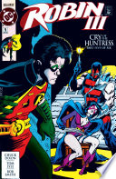 Robin III  Huntress  1992    5 Book
