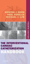 Pdf The Interventional Cardiac Catheterization Handbook E-Book Telecharger