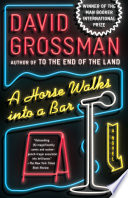 A Horse Walks into a Bar Book PDF