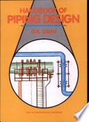 Handbook of Piping Design