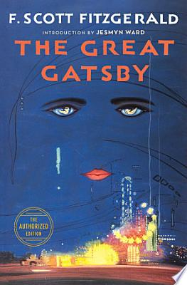 Book cover of 'The Great Gatsby' by F. Scott Fitzgerald